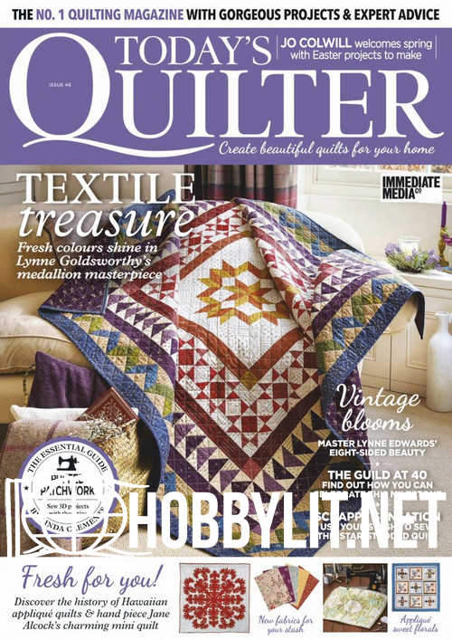 Today's Quilter Issue 46