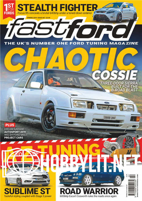 Fast Ford - April 2019