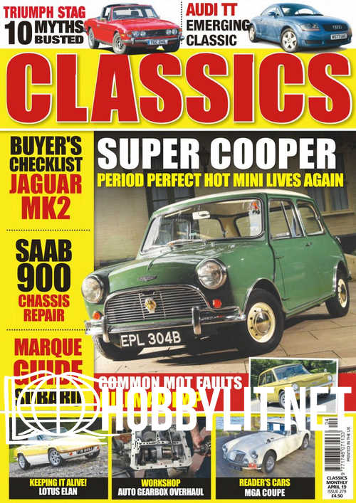 Classics Monthly - April 2019