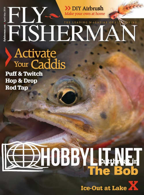 Fly Fisherman - April May 2019