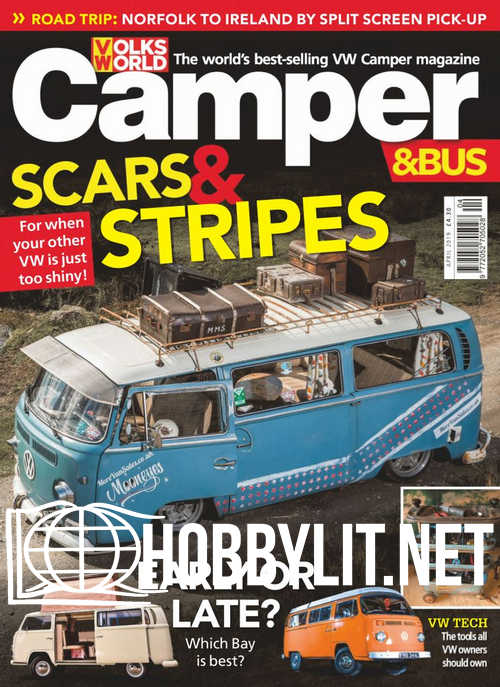 VW Camper & Bus - April 2019