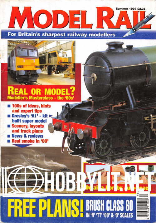 Model Rail Issue 003 - Summer 1998