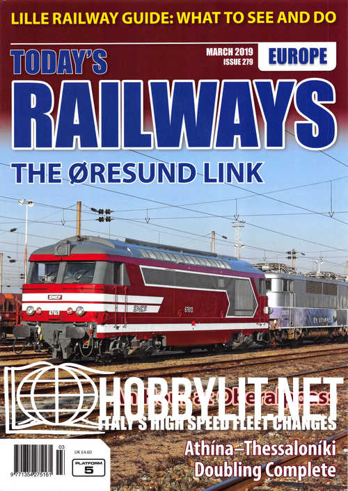 Today's Railways Europe - March 2019