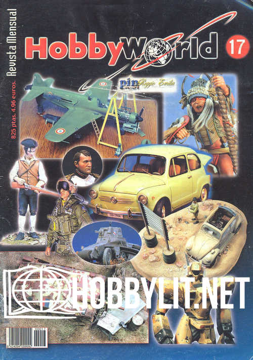 HobbyWorld Issue 017