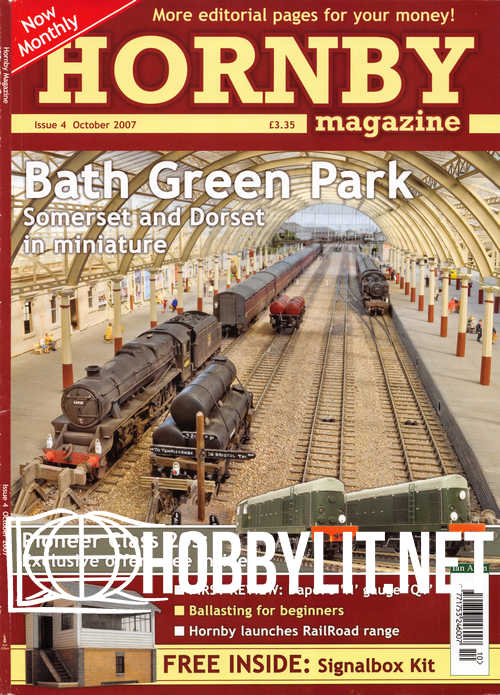 Hornby Magazine Issue 004 - October 2007