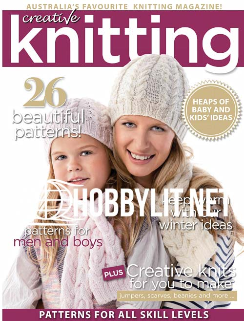 Creative Knitting - June 2020