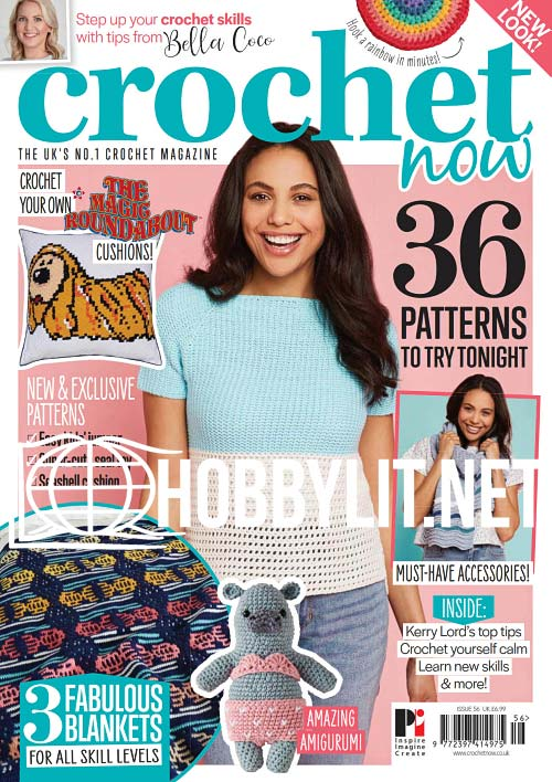 Crochet Now Issue 56
