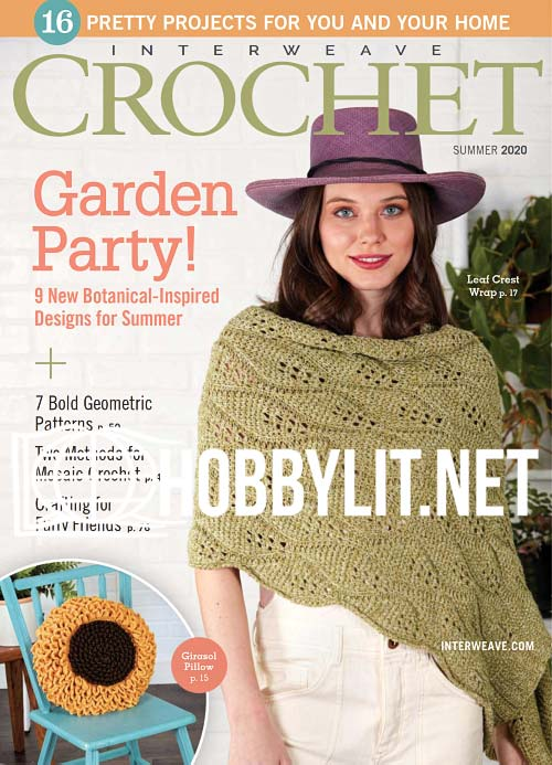 Interweave Crochet - Summer 2020
