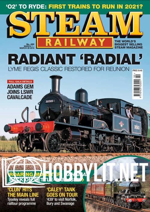 Steam Railway - 1 March 2019