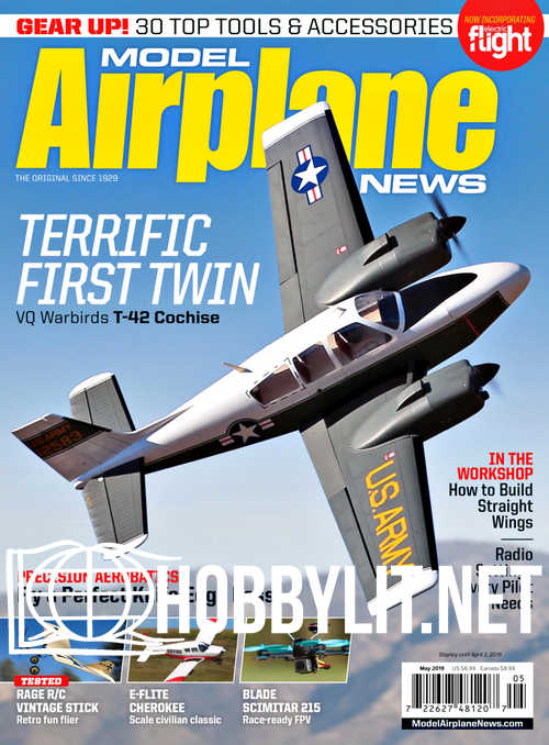 Model Airplane News - May 2019