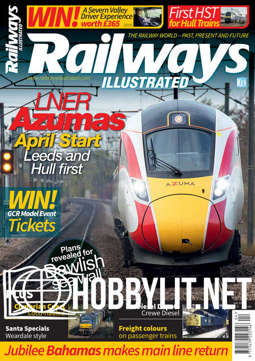 Railways Illustrated - April 2019