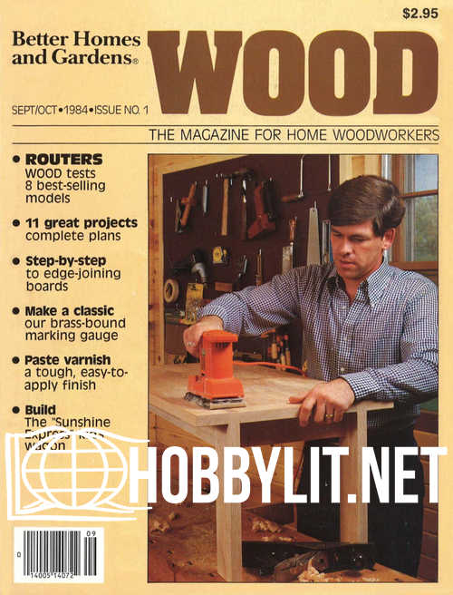 WOOD Issue 001 - September-October 1984