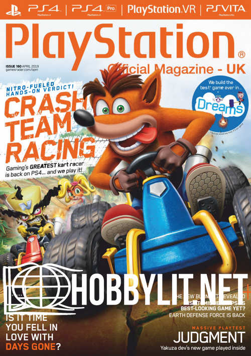 PlayStation Official Magazine UK Edition - April 2019