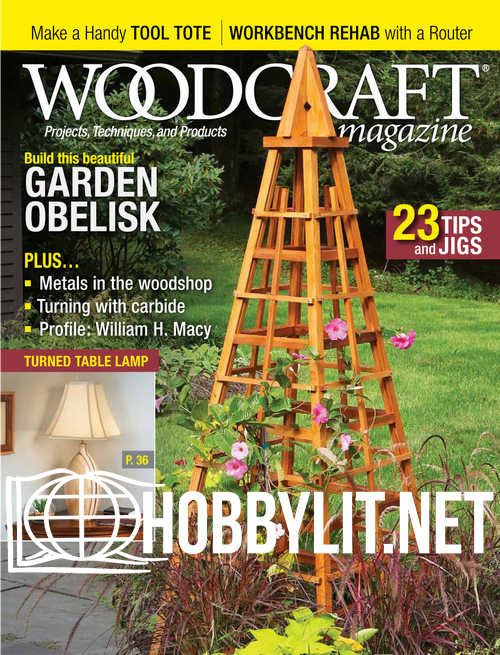 Woodcraft Magazine Issue 88 - April/May 2019