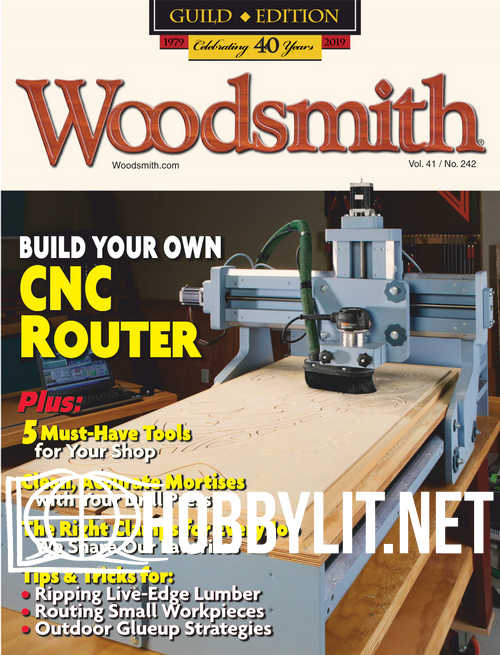 Woodsmith Issue 242 - April/May 2019