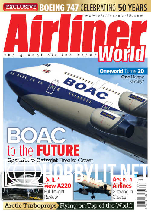 Airliner World - April 2019