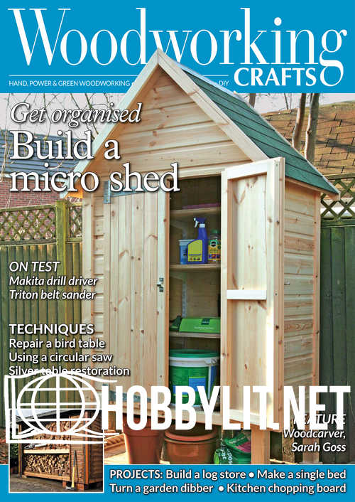 Woodworking Crafts Issue 51