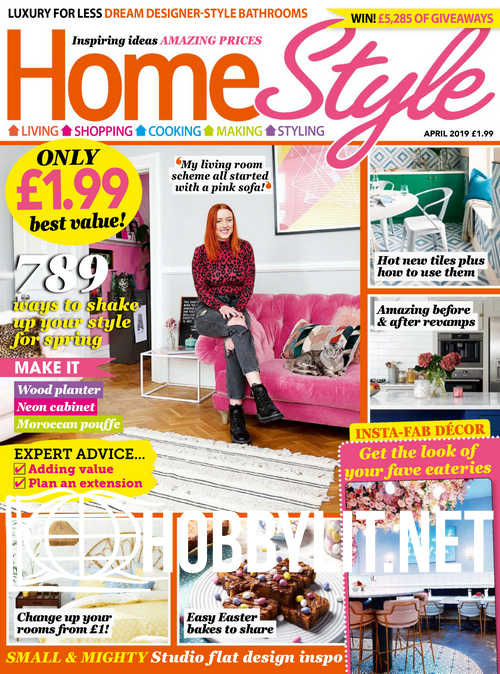 HomeStyle - March 2019