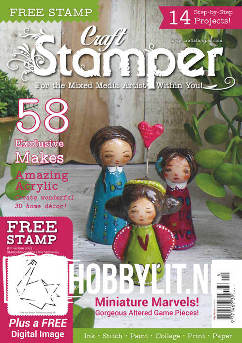 Craft Stamper - April 2019