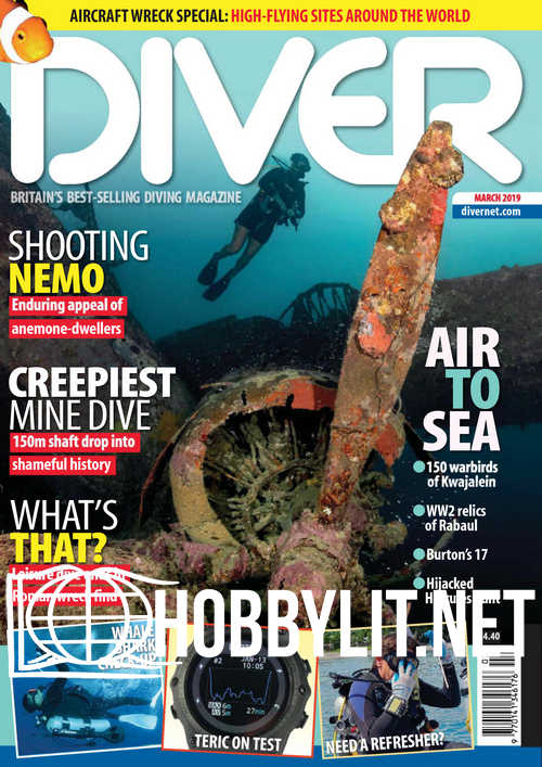 Diver - March 2019