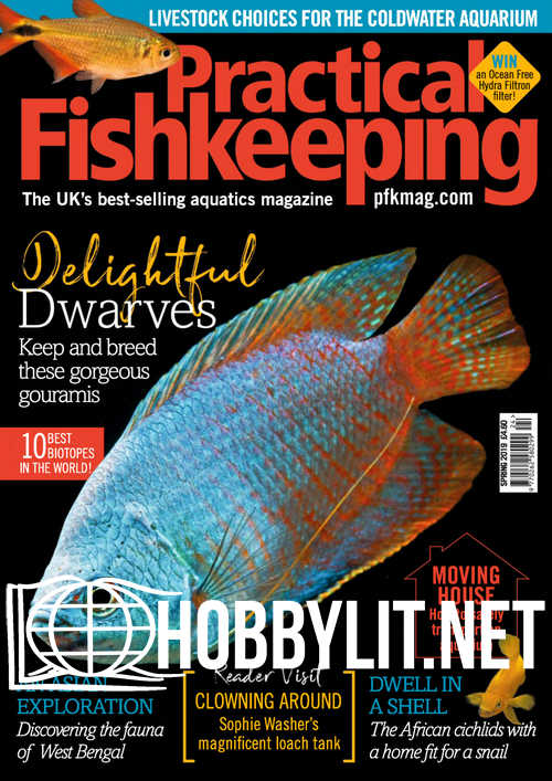 Practical Fishkeeping - Spring 2019