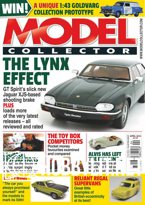 Model Collector - April 2019