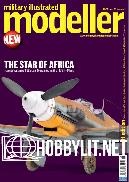 Military Illustrated Modeller Issue 001 - May 2011