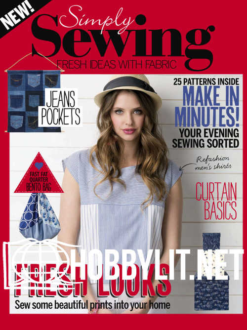 Simply Sewing Issue 06