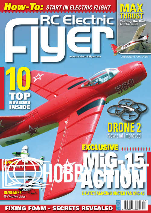 RC Electric Flyer Issue 01