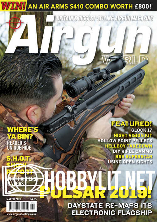 Airgun World - March 2019