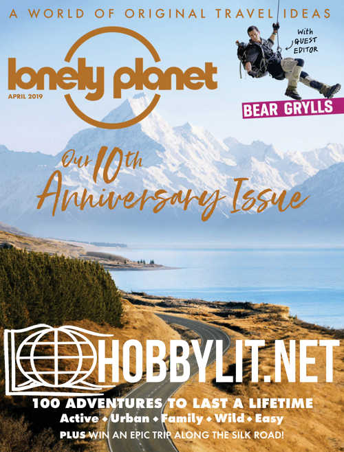 Lonely Planet - April 2019