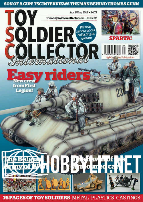 Toy Soldier Collector - April/May 2019