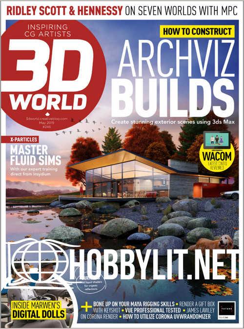 3D World - May 2019