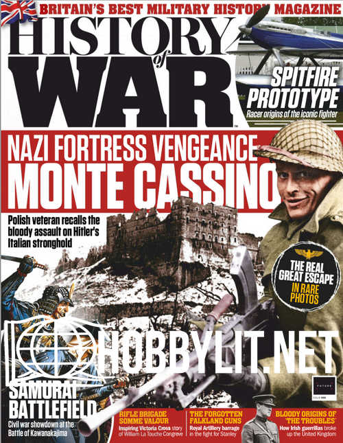 History of War Issue 066