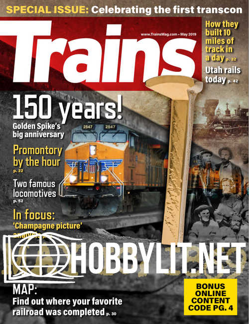Trains - May 2019