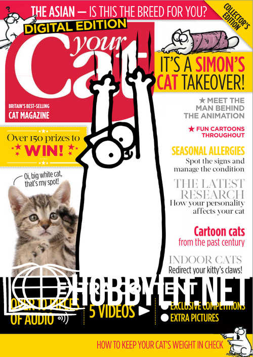 Your Cat - April 2019