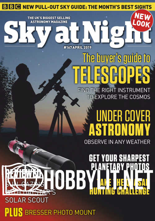 Sky at Night - April 2019