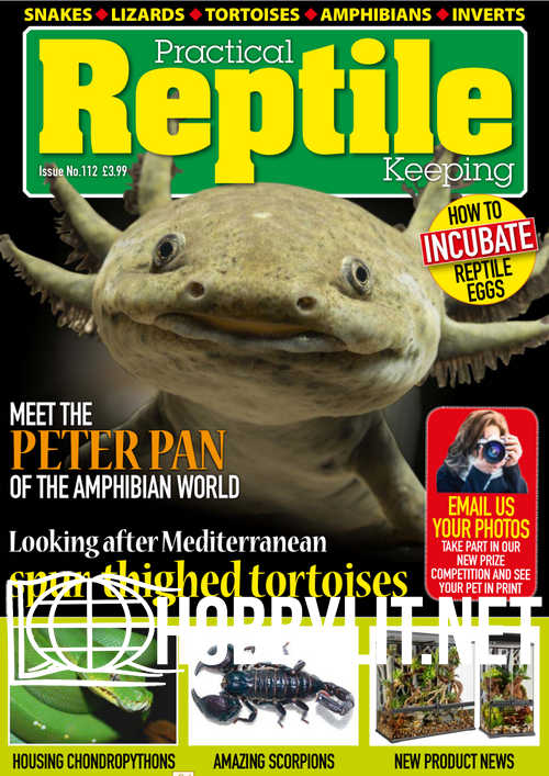 Practical Reptile Keeping - March 2019