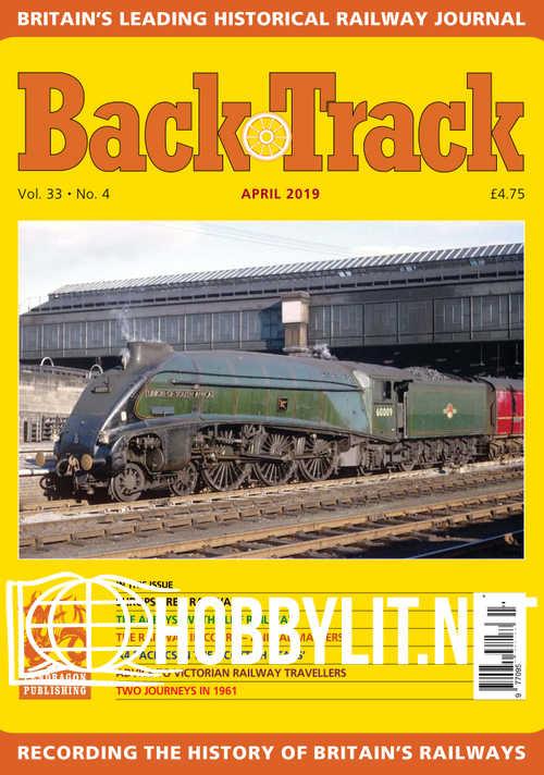 Back Track - April 2019