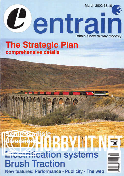 Entrain Issue 03 - March 2002