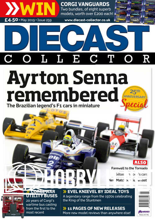 Diecast Collector - May 2019