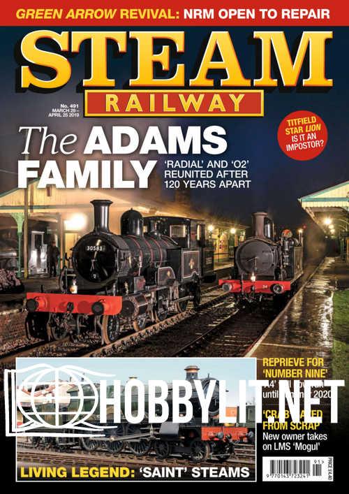 Steam Railway - March 29, 2019