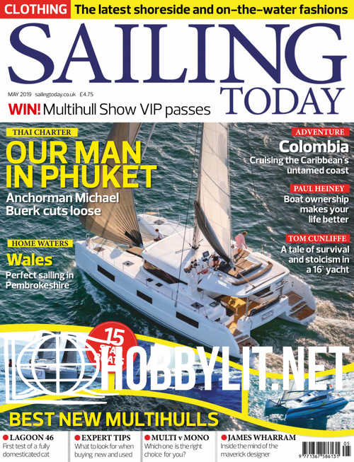 Sailing Today - May 2019