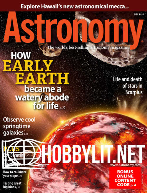 Astronomy - May 2019