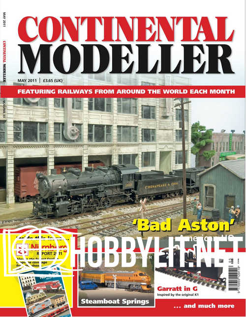 Continental Modeller - May 2011
