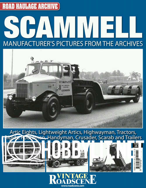 Road Haulage Archive - Scammell