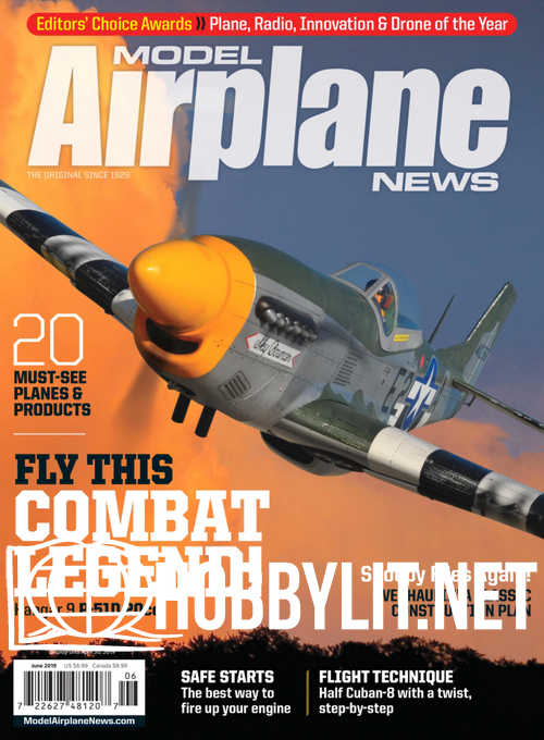 Model Airplane News - June 2019