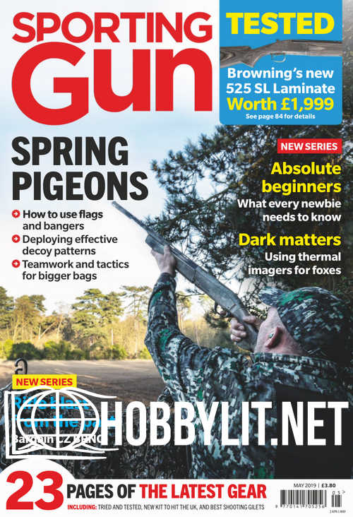 Sporting Gun - May 2019