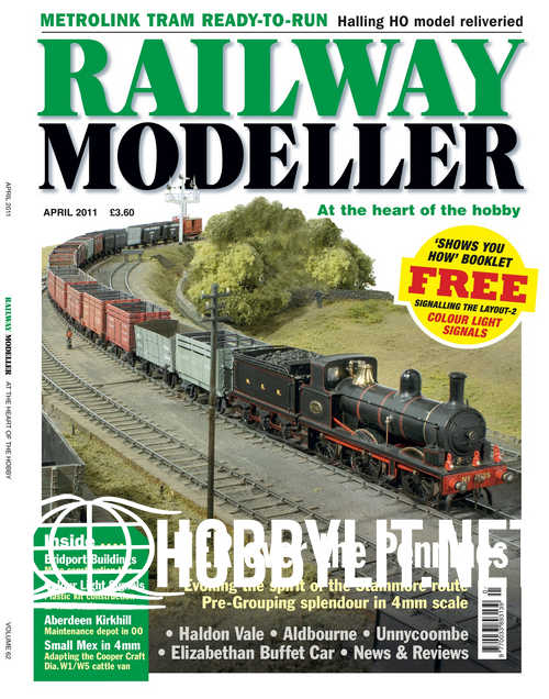 Railway Modeller - April 2011