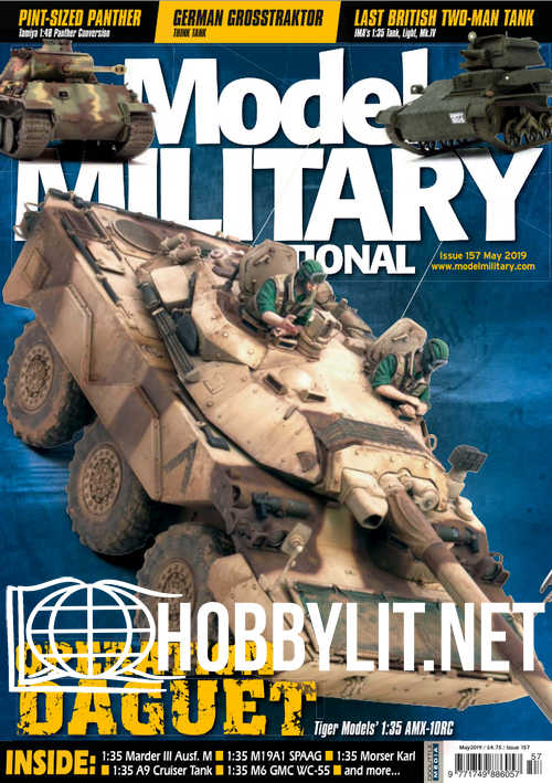 Model Military International Issue 157 - May 2019